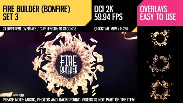 Cover Image for Fire Builder (Bonfire HD Set 3)