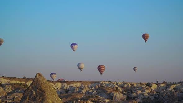 Thumbnail for Early Morning Balloon Flight in Cappadocia
