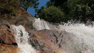 Waterfall Falling