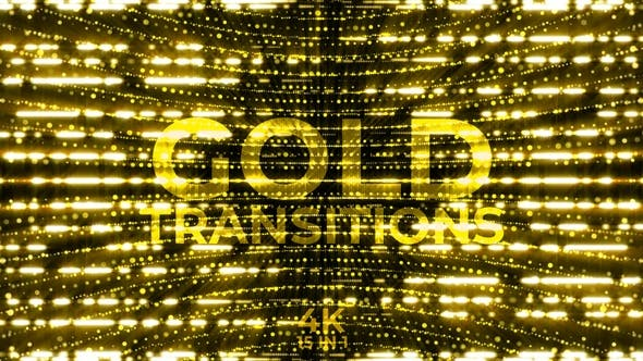 Gold Transitions