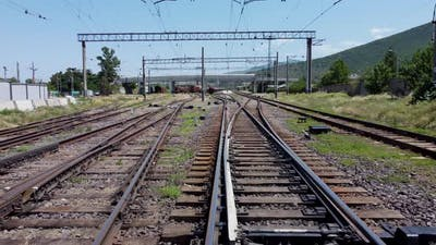 Railway Aerial