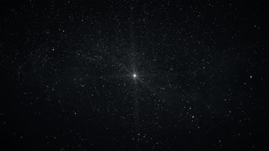 Toward a Big Star in a Galaxy