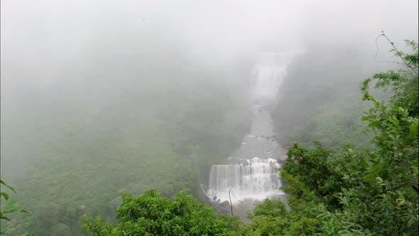 Thumbnail for Time lapse from the Kambadaga Falls