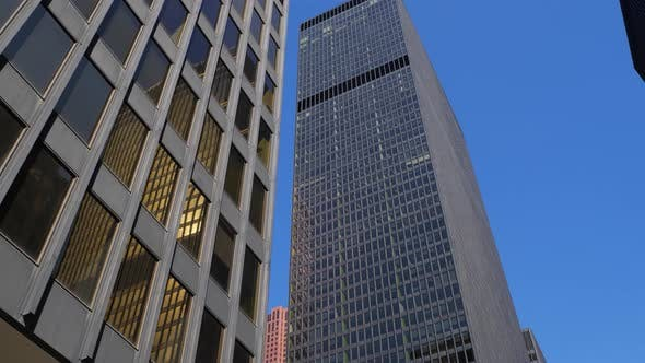Thumbnail for Downtown Tall Office Building Architecture 3