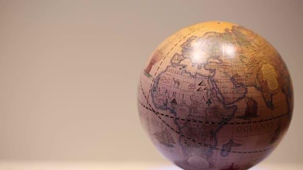 Thumbnail for Historical Globe