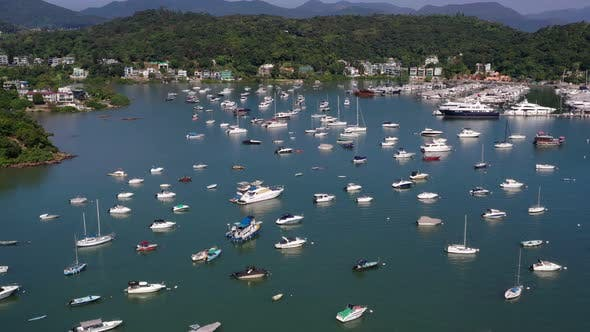 Thumbnail for Hong Kong yacht club in Sai Kung