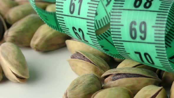 Thumbnail for The Pistachio And Measurement Macro View 8