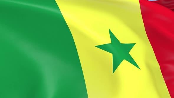 Thumbnail for Senegal Flag