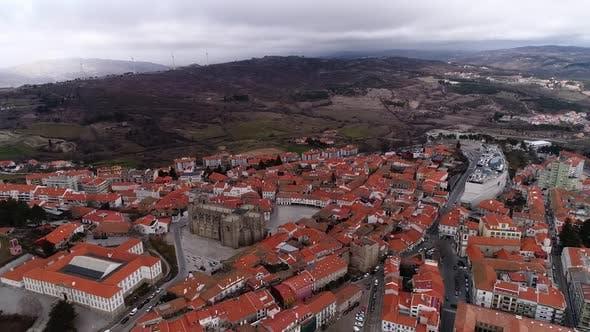 Thumbnail for Flying Over Historical City Center