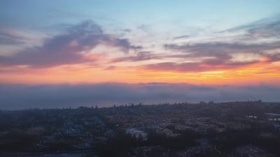 Sunset Hyperlapse