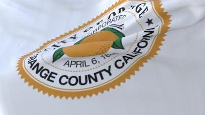Orange Flag, California, United States