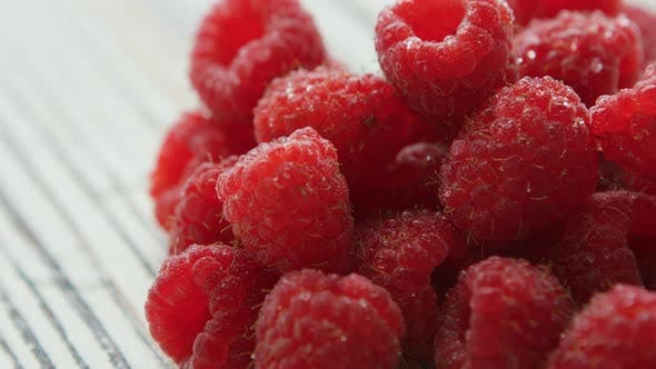 Thumbnail for Heap of Raspberries