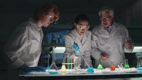Chemische Erfindung