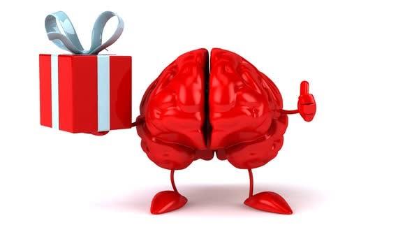 Thumbnail for Cartoon brain