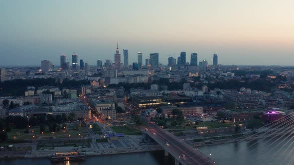 Thumbnail for Warsaw Panorama