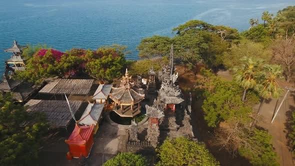 Thumbnail for Hindu Temple on the Island Bali, Indonesia