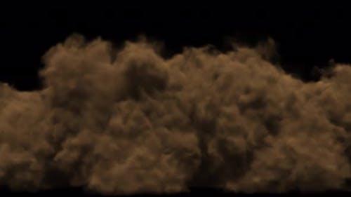 Smoke Dust Desert