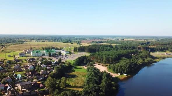Thumbnail for Three Lakes In The Town Of Gorodok 25
