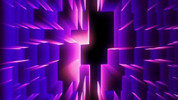 Thumbnail for Elegant Box Light Rays V1 01