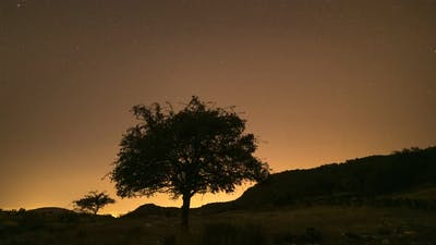 night star exposure in cappadocia Timelapse kapadokya Aoz0051