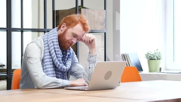 Thumbnail for Man Sleeping at Work