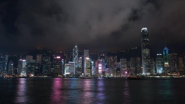 Thumbnail for Victoria Harbor In Hong Kong City