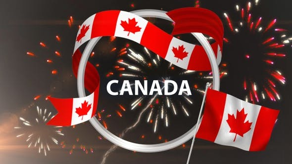 Thumbnail for Canada Flag (Independence Day Package)