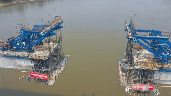 Bridge Across The Mekong
