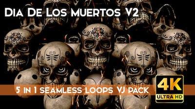 Dia De Los Muertos Vj Pack 2