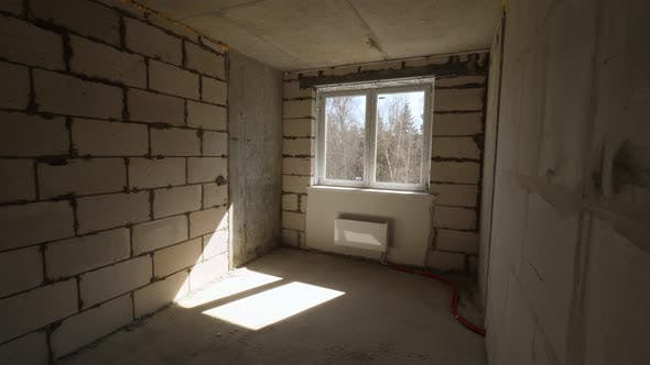 Thumbnail for Inside Apartment Block Under Construction