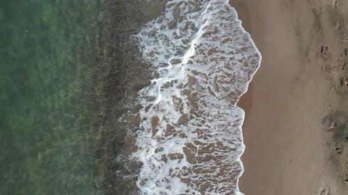 Ocean Waves Drone
