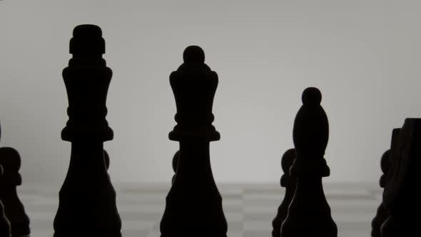 Thumbnail for Chess Pieces Silhouette 57