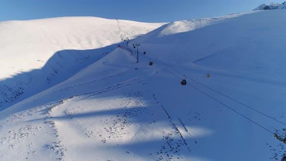 Thumbnail for Ski Lift Aerial