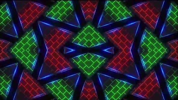 Cover Image for Pyramid VJ Loop Pack
