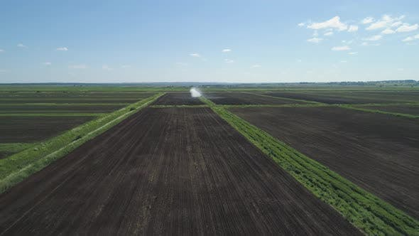 Cover Image for Irrigation System on Agricultural Land