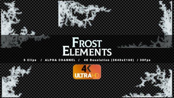 Frost Frame - 5Clips - 4K