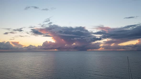 Dramatic Clouds 4k