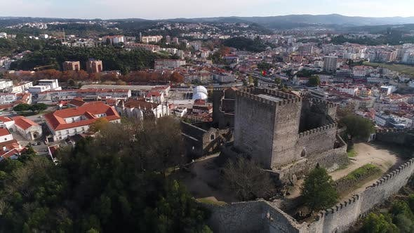 Cover Image for Castle of Leiria, Portugal