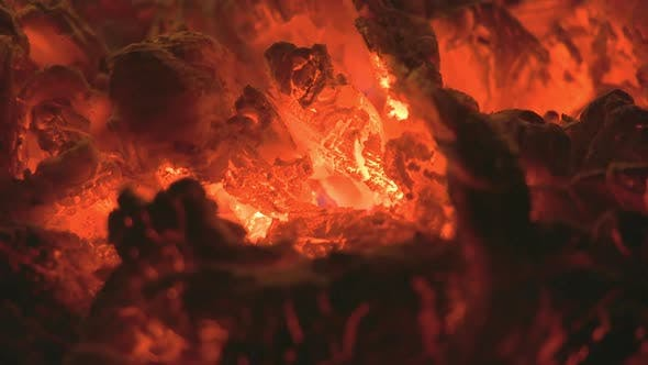 Thumbnail for Burning Coals