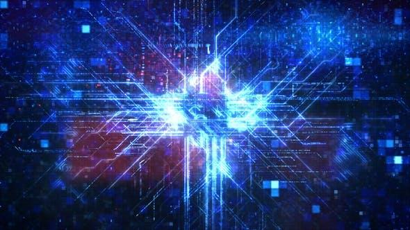 Thumbnail for Digital Circuit Network Loop