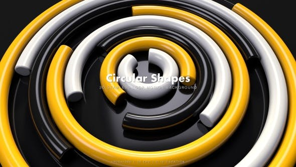 Thumbnail for Circular Shapes 45