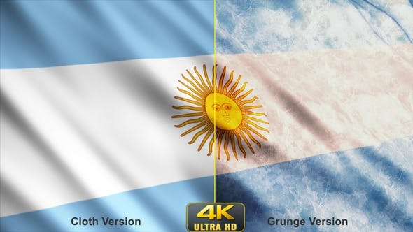 Thumbnail for Argentina Flags