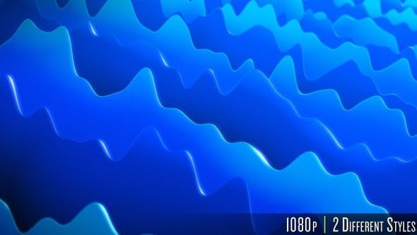 Digital Audio Waves Move