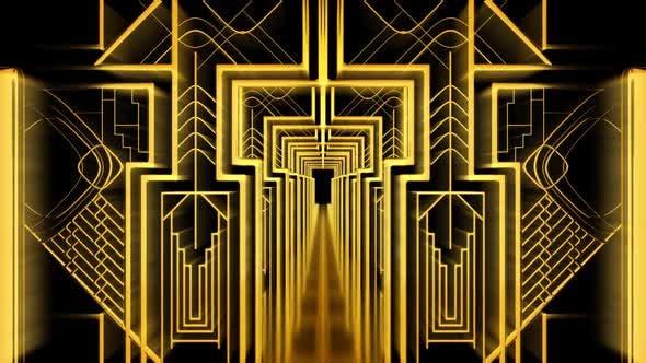 Thumbnail for Art Deco Corridor