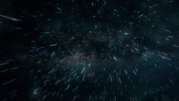 Thumbnail for Space Travel at Warp - Drifting