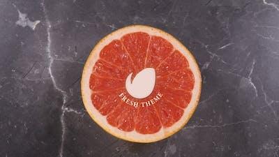 Opening Grapefruit