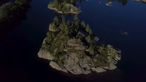 Cover Image for Aerial View of Beautiful Nature in Norway
