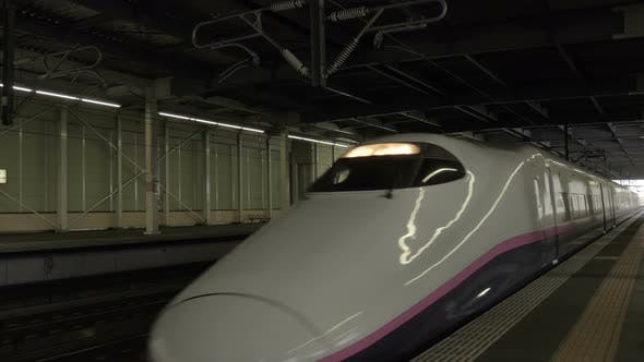 Thumbnail for Shinkansen Bullet Train