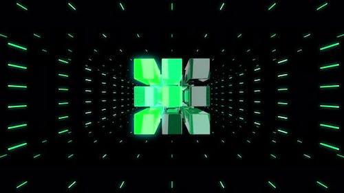 3D Отражение 4K