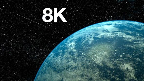 Thumbnail for Earth 8K